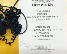 First Aid Kit KCRW Setlist Morning Becomes Eclectic Jan. 23, 2018 Set List