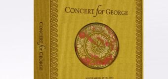 George Harrison 'Concert for George' Box Set @ Royal Albert Hall – boxset