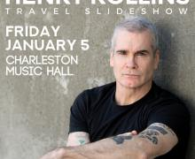 Henry Rollins Show Cancelled @ Charleston Music Hall in Charleston, SC, Cancel