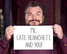Opportunity:  Hang w/ Jack Black & Cate Blanchett
