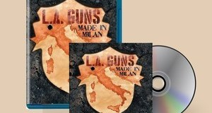 L.A. Guns 'Made in Milan' – New LIVE Album Announced
