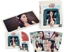 Lana Del Rey Boxset 'Lust for Life' Opportunity – Box Set Giveaway