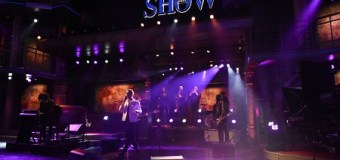 Anderson East on Stephen Colbert (The Late Show)