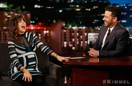 Natasha Leggero on Kimmel - Jimmy Kimmel Live