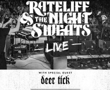 Nathaniel Rateliff / Deer Tick in Boston Tickets
