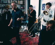 """Watch The National Perform for Amnesty International & Sofar Sounds, """"Carin at the Liquor Store"""""""