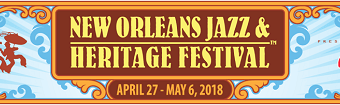 New Orleans Jazz & Heritage Festival 2018 Lineup w/ Aerosmith, Jack White, Beck, Sting, Jack Johnson, Cage the Elephant, George Benson, Smokey Robinson