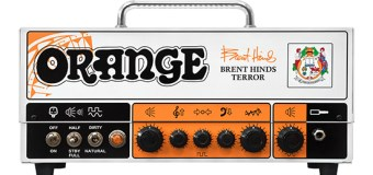 Orange Amps: Brent Hinds Terror NAMM 2018 Amplifier/AMP HEAD