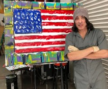 Paul Stanley Art Show @ Wentworth Fort Lauderdale & Boca Raton