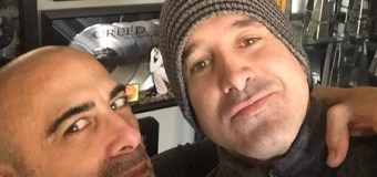 Creed's Scott Stapp Working w/ Ex-Anthrax Guitarist Dan Spitz