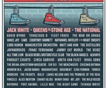 Shaky Knees Fest 2018 Lineup, Altlanta, Tickets, Jack White, Queens of the Stone Age, The National