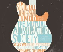 "The Mutual Admiration Society ""The In Crowd"" ft. Steve Morse, Sterling Ball, John Ferraro, Jim Cox"