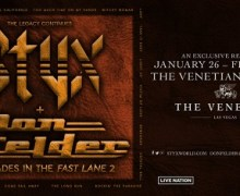 Styx & Don Felder Las Vegas Residency – Eagles