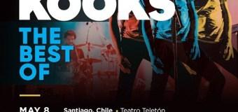 The Kooks Tour 2018 South America=Santiago, Buenos Aires, Sao Paulo, Rio De Janiero