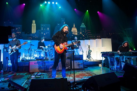 The War on Drugs on Jimmy Fallon - The Tonight Show