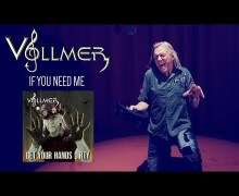 "Helix's Brian Vollmer ""If You Need Me"" Official Video NEW Song/Album"