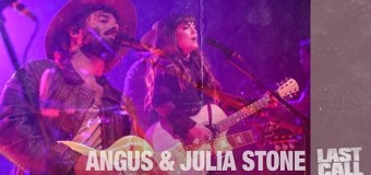 "Angus & Julia Stone on Carson Daly – Last Call – Watch ""Chateau"" Performance @ The Fonda Theatre"