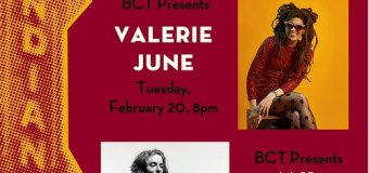 Ani DiFranco & Valerie June @ Buskirk-Chumley Theater in Bloomington Tickets/Directions