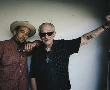 Ben Harper & Charlie Musselwhite TimesTalks Event – The New York Times