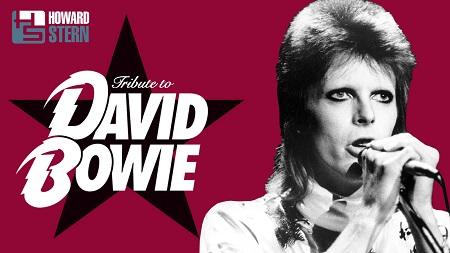 Spoon: Howard Stern David Bowie Tribute