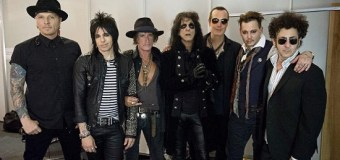 "Matt Sorum, ""I will not be touring with Hollywood Vampires"" – Kings of Chaos"