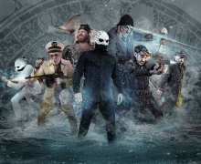 Stream: Legend of the Seagullmen w/ Tool & Mastodon Members (Interview)
