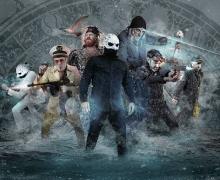 Stream: Legend of the Seagullmen w/ Tool & Mastodon Members (Interview)