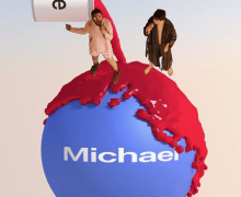"MGMT ""Me and Michael"" New Song/Video w/ Ashok Kumaar"