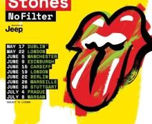 Rolling Stones 2018 Tour UK/Ireland/Europe Dates/Tickets – London, Manchester, Edinburgh, Cardiff, Twickenham, Berlin, Marseille, Stuttgart