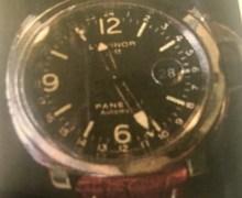 Russell Crowe Watch Auction Sydney Worldwide, Chronographs, Bid