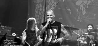 """Superjoint """"Fuck Your Enemy"""" LIVE in New Orleans"""
