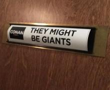 "They Might Be Giants: Conan 2018 ""I Left My Body"""