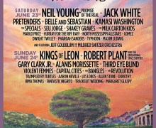2018 Arroyo Seco Weekend w/ Robert Plant, Neil Young, Jack White, Belle and Sebastian