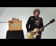 Mastodon's Brent Hinds Talks About His Signature Terror Amp