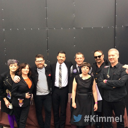 The Decemberists: Jimmy Kimmel Live 2018