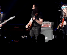 Watch Uli Jon Roth, Joe Satriani & John Petrucci Perform in Moscow, Russia