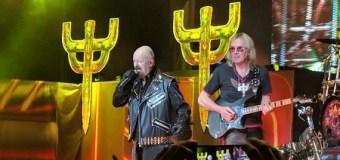 Glenn Tipton @ Judas Priest Newark, NJ Concert – Footage/Photos