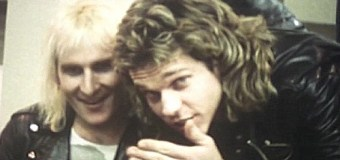 Helix Vocalist Remembers 1985 Tour w/ W.A.S.P. & Krokus