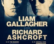 Liam Gallagher 2018 Tour (US/Canada) w/ Richard Ashcroft Announced