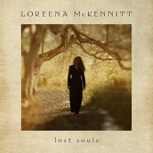 Loreena McKennitt 'Lost Souls' New Album Out in May 2018