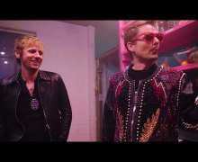 """Muse:  Behind The Scenes Footage from """"Thought Contagion"""" Video"""