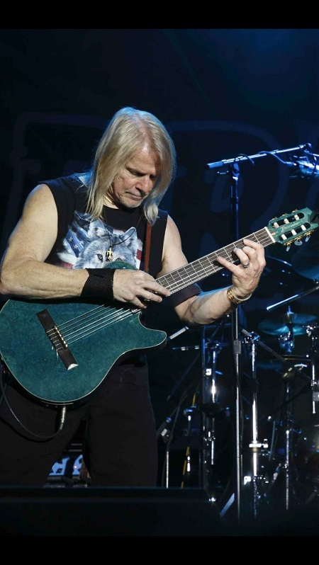 Steve Morse Looking for Stolen Guitar - Reward Offered - Dixie Dregs - Washington DC