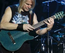 Steve Morse Looking for Stolen Guitar – Reward Offered – Dixie Dregs – Washington DC