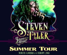 Steven Tyler 2018 Solo Tour – Tickets/Dates/Schedule – US/Canada/Europe
