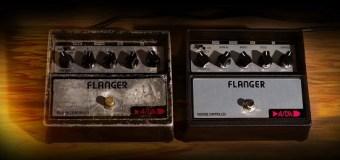 UAD 2 A/DA Flanger Tutorial – David Gilmour – Pink Floyd