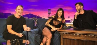 """ODESZA on Conan – """"Higher Ground"""""""