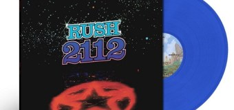 Rush: '2112' Limited Blue Vinyl Run Announced – LP