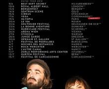 Angus & Julia Stone 2018 UK/Europe Tour Announced – Dates, Tickets – Vancouver Sleep Clinic, Angie McMahon