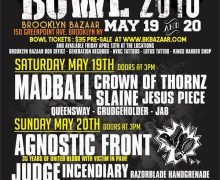 Agnostic Front to Perform 'United Blood' & 'Victim in Pain' @ Black N' Blue Bowl 2018
