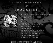 Dave Matthews Band: 'Come Tomorrow' Tracklisting Unveiled